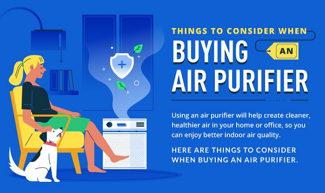 Things to Consider When Buying an Air Purifier