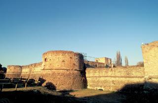 Rocca Brancaleone dove si svolge Ravenna Festival