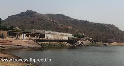 धुबेला झील छतरपुर - Dhubela Lake Chhatarpur