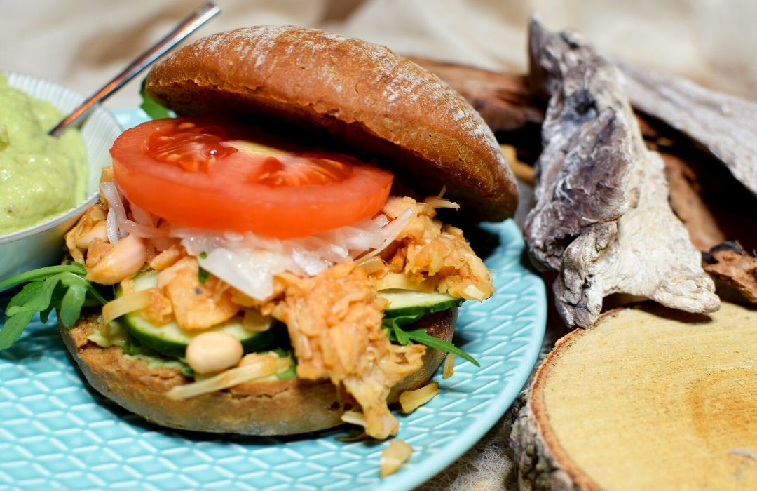 Jackfruit-Burger-Pulled-Pork-Rezept
