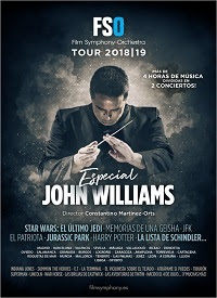 Concierto tributo a la obra del compositor John Williams