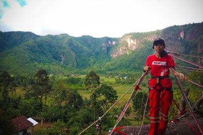 Cara Kerja Sistem Pulley Pada Vertical Rescue