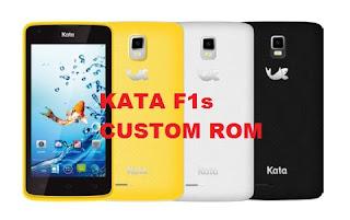 Kata F1s Custom Roms