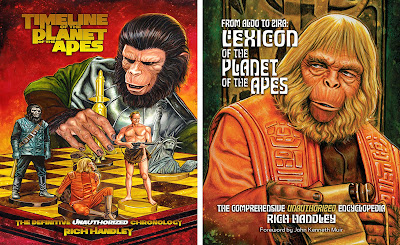 Hasslein Blog: From Planet of the Apes to Star Wars: New Anthologies Bookin' Your Way