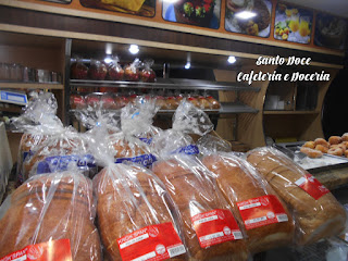 Santo Doce Cafeteria e Doceria Itapema