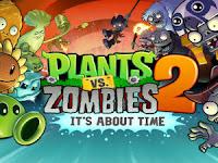 Plants vs Zombies 2 Mod Apk v5.8.1 (Unlimited Coins+Gems) Terbaru