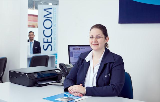 Administrativo/a - SECOM