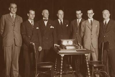 Ajedrecistas españoles en 1933