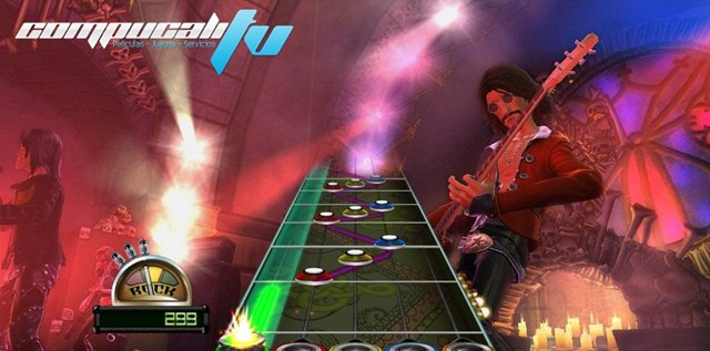 Guitar Hero World Tour PC Full Español