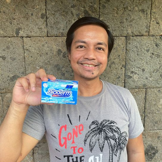 Bioderm Coolness soap user