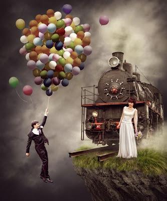 fotografías  surrealistas.
