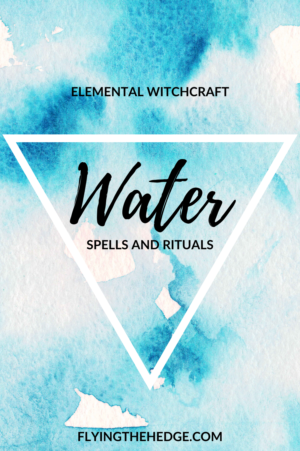 water magic, water witchcraft, water spell, water ritual, witchcraft, elemental magic, witch, witchy, occult