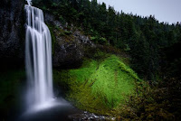 Oregon Waterfall - Photo by Nathan Anderson on Unsplash