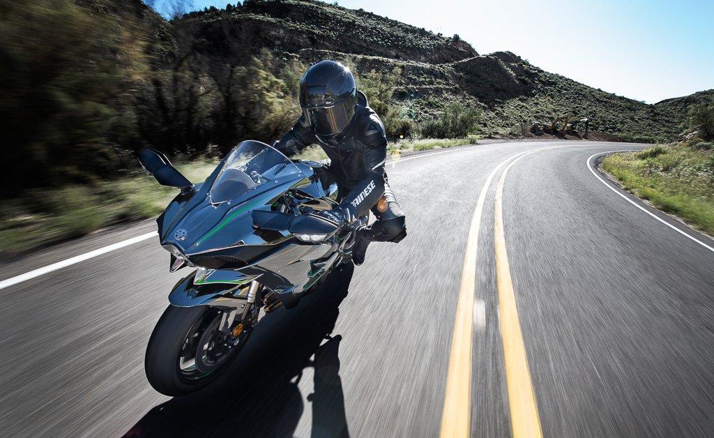 385 km/h không phải là tất cả với Kawasaki Ninja HR2?
