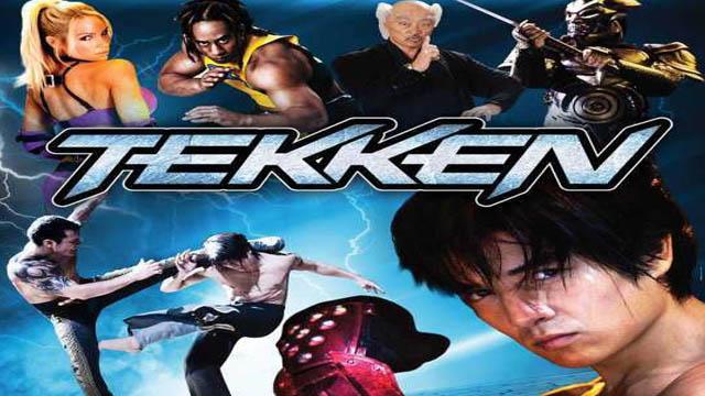 Tekken (2010) English Movie 720p BluRay Download