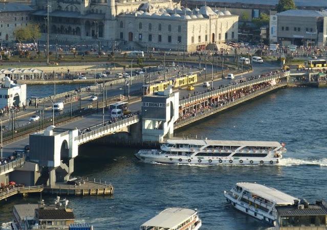1. Jembatan Bosphorus