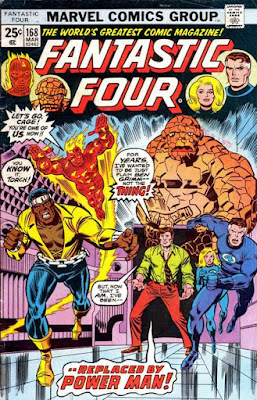 Fantastic Four #168, Luke Cage