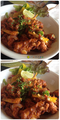 Salt Restaurant Review - Vijaya Forum Mall - Chicken