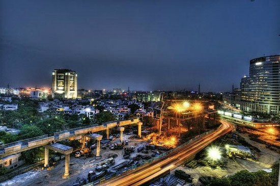 Why Gurugram is known as the famous city of India?