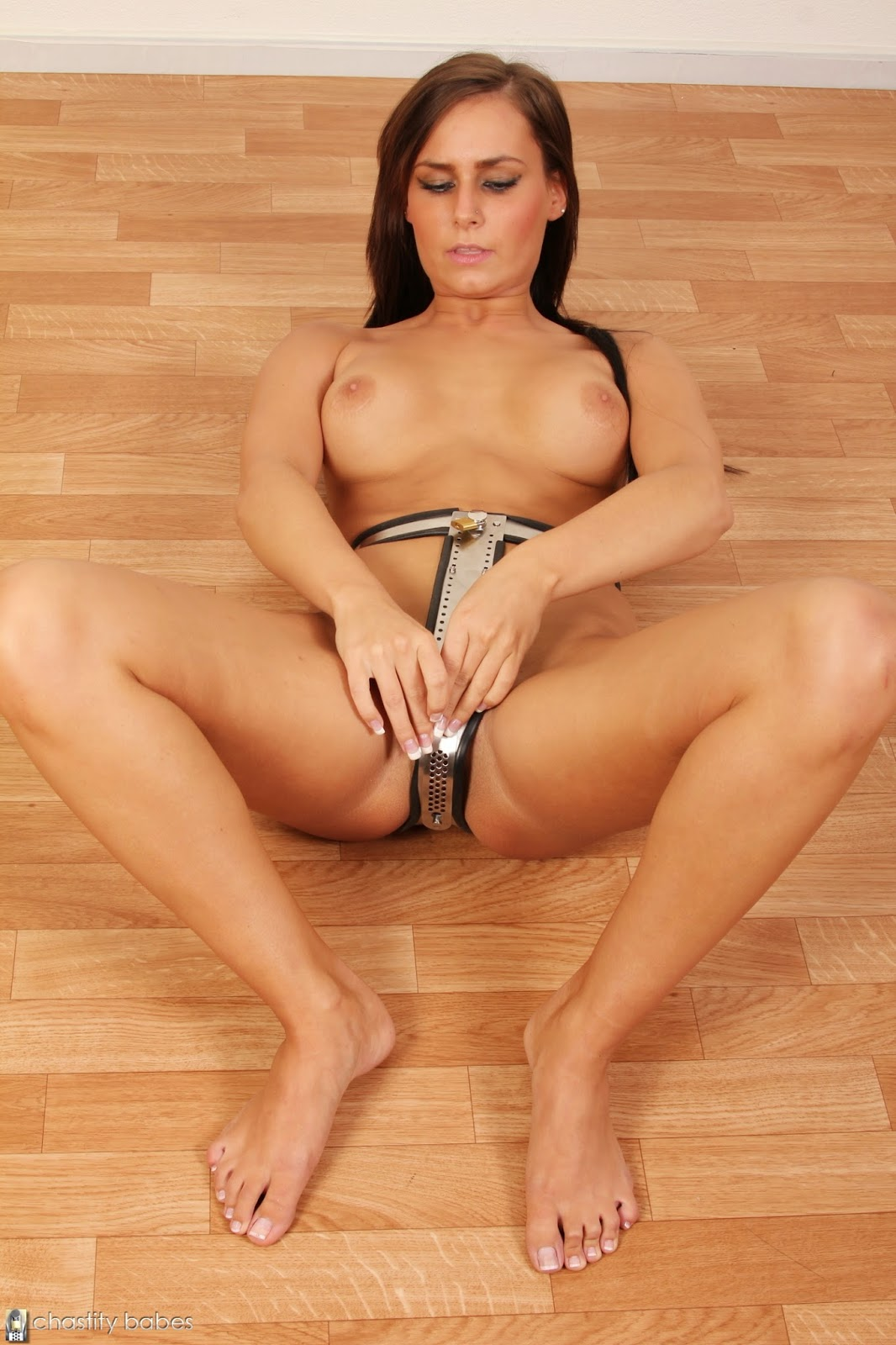 chastity bdsm video