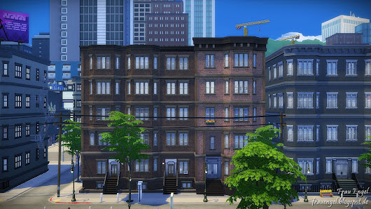 TS4! Sisters Аpartment.