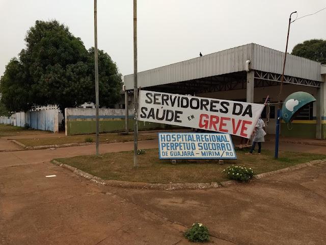 Ministério Público expede recomendação para garantia de serviços durante greve dos servidores da Saúde em Guajará-Mirim