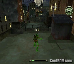 Download TMNT DS ROM