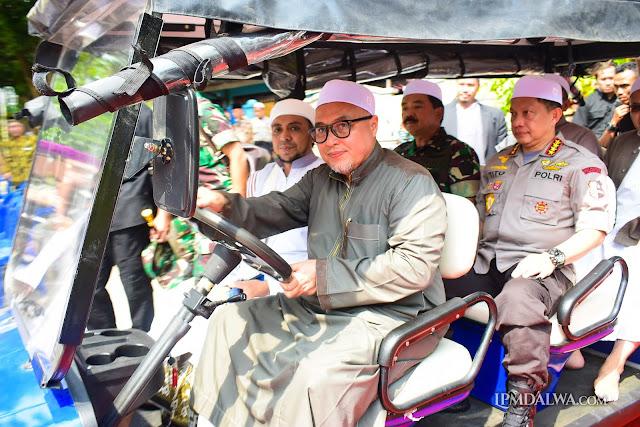 Ulama dan Umaro Bersinergi Demi Keamanan NKRI | LPMDalwa | Dalwa
