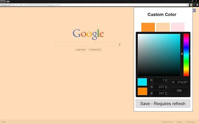 حماية العين من اشعة شاشة الكمبيوتر عبر اضافة جوجل كروم