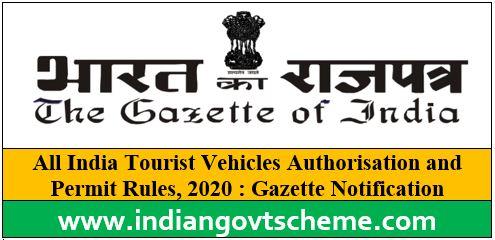 All India Tourist Vehicles