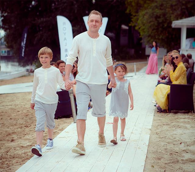 Как одеть семью из четырех человек на летний сезон на одну зарплату