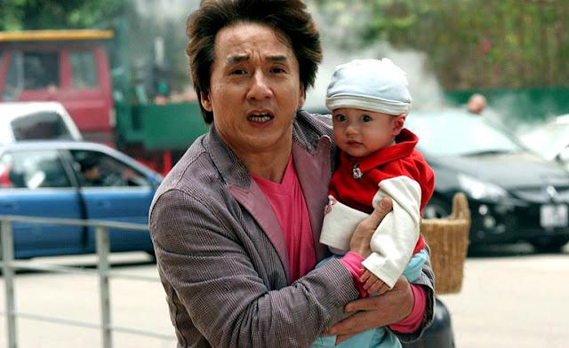 Top 10 Film Komedi Jackie Chan Terpopuler