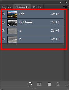 Cara membuat foto hitam putih