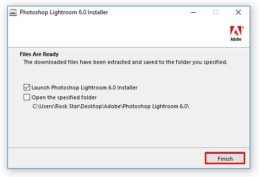 تحميل برنامج Adobe Lightroom CC