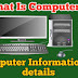 What Is Computer |  Computer Information In details