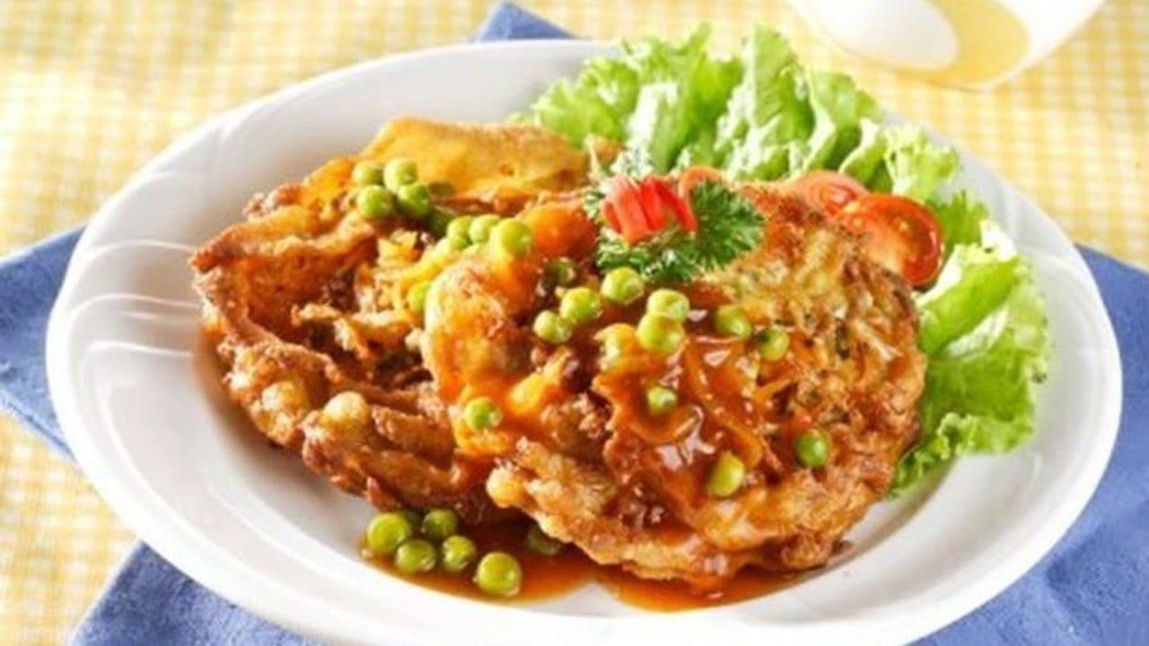 Suka Masakan China? Coba Buat Resep Fuyunghai Ini