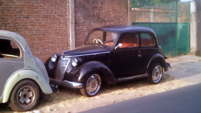 Fiat 1100 Konde Koper