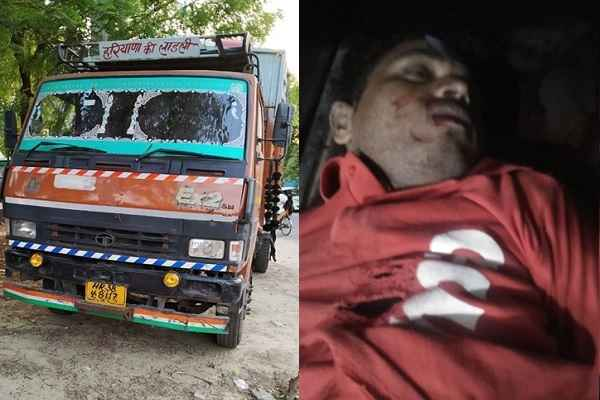 zomato-delivery-boy-death-truck-accident-in-faridabad-sector-11-d