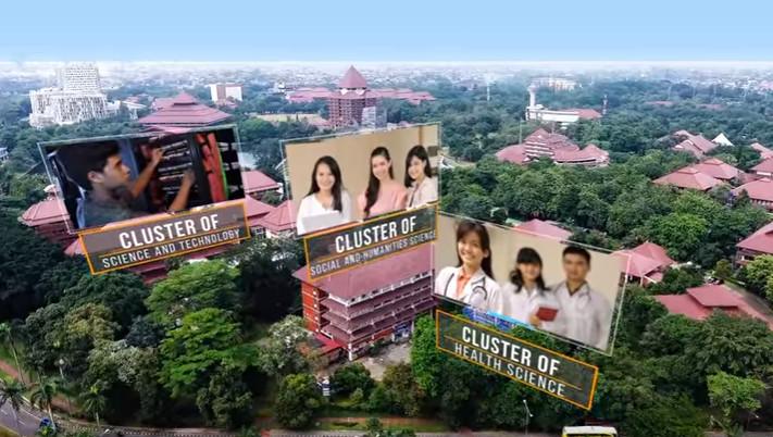 Perguruan Tinggi UI 2020
