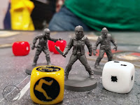 The Walking Dead: All Out War Miniatures Game