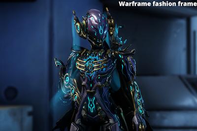 warframe fashion frame