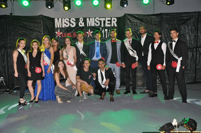 Rui Alexandre e Catarina Chainho são o Mister e Miss Escola Secundária de Silves