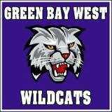 Green Bay West Logo