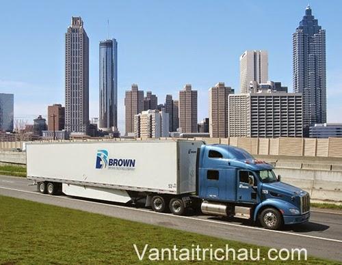 Công ty Vận tải Brown