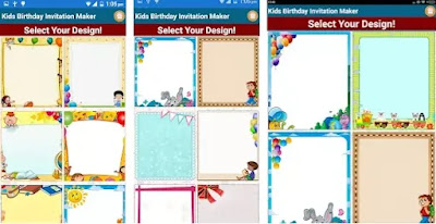 Aplikasi untuk membuat kartu undangan ulang tahun terbaik di Android-2