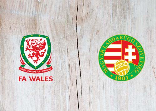 Wales vs Hungary -Highlights 19 November 2019