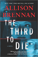 review of The Third to Die by Allison Brennan