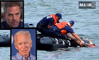 Two Star Witnesses Against Biden Found Floating In River Ukraine