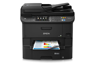Download Epson WorkForce Pro WF-6530 drivers
