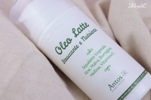 Review Oleo Latte Antos